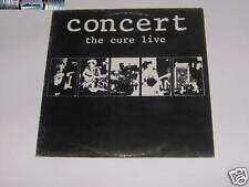 The cure - Concert the Cure live - LP 1984