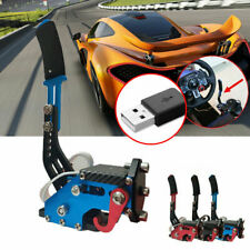 USB Handbrake PC Windows for Racing Game G25 G27 G29 T500 T300 FANATECOSW AG3505