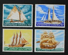 CKStamps: France Stamps Collection French Polynesia Scott#296-299 Mint NH OG