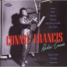 CONNIE FRANCIS - ROCKIN' CONNIE  CD NEW!