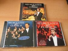 3 CD Set Helmut Lotti goes Classic I + II + III - 52 Songs