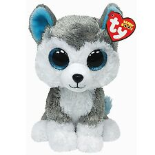 Ty Beanie Babies 36006 Boos Slush the Husky Boo
