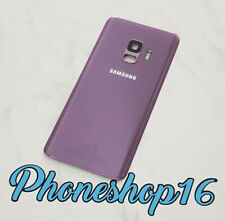 Original Samsung Galaxy S9 SM-G960F Akkudeckel Deckel Backcover Lilac Purple B