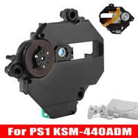 Optical Replacement Part Laser Lens for Sony PS 1 KSM-440ADM Game Console Black