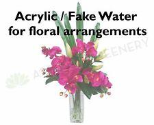 FAKEWATER - Acrylic Water / Fake Water / Water Resin (DIY)