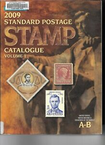 Scott 2009 Standard Postage Stamp Catalogue: Countries of the World A-B (Vol 1)