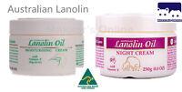 G&M Australian Lanolin Oil  Moisturising Cream / Night Cream (with Vitamin E)