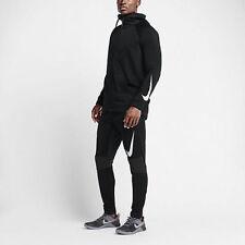 Nike Men's Cuffed Dri-FIT Training Running Pants XL 728345-010 Black White