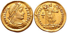 29. Valens 364-367 AD Solidus 4.45g 22mm RIC 2d Roman Empire Imperial coin