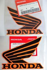 Honda Racing x2 Tank Fairing Decals Fireblade RR Hornet CR VRF Moto