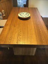 John Lewis Contemporary Oak Tables