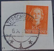Nederland (A3779) - langebalk Terschelling 1 op NVPH 520