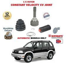 FOR SUZUKI GRAND VITARA 2.5i 1998-2005 NEW AUTOMATIC CONTANT VELOCITY CV JOINT