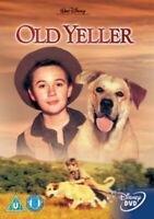 Old Yeller [Region 2] - DVD - New - Free Shipping.