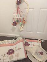 Lollipop Lane Prickles And Twoo Nursery Bundle