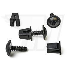20x universal spreizmutter clips + metal tornillo de fijación Audi VW skoda...