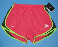 Nike FRESNO STATE Bulldogs Womens Dri-Fit Tempo Shorts Size M Pink Athletic NWT