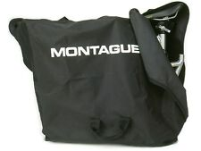 Montague Bicycles Soft Nylon Carry Case - Fits all Montague Road / MTB Models