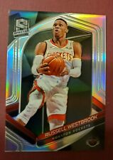 2019-20 Spectra Russell Westbrook Silver Prizm