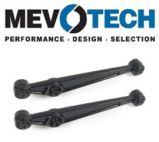 Pair Set of 2 Rear Lower Control Arms for Honda Civic 92-95 Civic del Sol 92-94