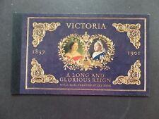 GB 2019 SG DY30 Queen Victoria Prestige Booklet