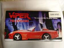 1994 Dodge Viper Novelty Telephone, Fun!