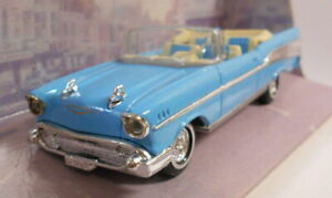 Dinky 1/43 Scale Diecast Model DY27 1957 CHEVROLET CONVERTIBLE