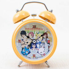 FAIRYTAIL Mini Alarm Clock Orange Ver. Taito JAPAN ANIME MANGA