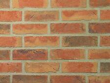 Handform-Verblender WDF BH147 braun-rot-bunt Klinker Vormauersteine