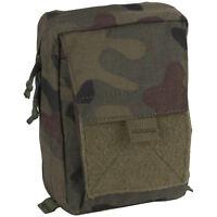Helikon Pocket Med Insert Army Outdoor Purse Storage Cordura Bag Olive Green