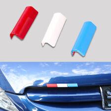 Car Front Grille Grill Cover Trim france Flag Color For Peugeot 301 4008 308 408
