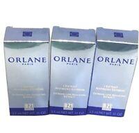 3 Boxes Orlane Paris Extreme Wrinkle Reducer, Skin Care Serum, 0.11oz Ea