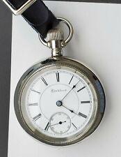 Watch Runs #07-3 Antique 18S Rockford Pocket