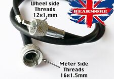 "Speedo Cable 47"" long for Smith Speedometer Rear Wheel"