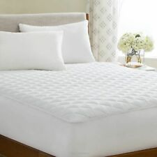 EXTRA DEEP 40CM QUILTED MATTRESS PROTECTOR COVER SINGLE DOUBLE SUPER KING SIZE
