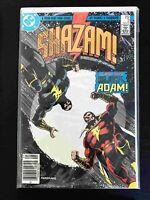 SHAZAM THE NEW BEGINNING #2 DC COMICS 1987 VF/NM NEWSSTAND EDITION
