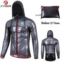Cycling Raincoat Bicycle Windcoat Bike Clothing Rainproof Waterproof Jacket
