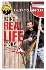 Meine Real Life Story von Philipp Mickenbecker (2020, Gebundene Ausgabe)