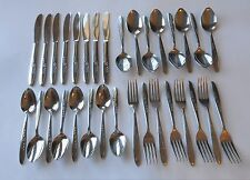 32 Piece Set UNF2174 Service For 8 Stainless Silverware Japan