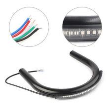 230MM Rear Seat Loop Frame Hoop End Brat  w/LED Lamp for Yamaha Honda Cafe Racer