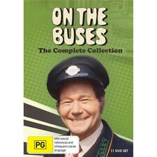 On the Buses The Complete Collection season 1, 2, 3, 4, 5, 6 & 7 DVD Box Set R4