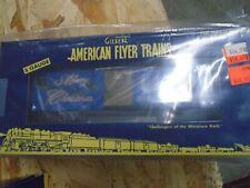 American Flyer LIONEL 47974 CHRISTMAS BOXCAR