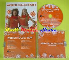 CD WINTER COLLECTION 4 compilation PROMO 08 FERRO GRANDI (C5) no mc lp dvd vhs
