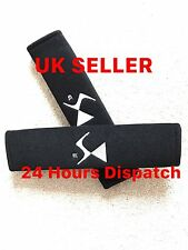 2 Seat Belt Shoulder Cover Pads For CITROEN saxo xsara ds3 ds4 c1 c2 c3 c4 New