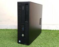 Cheap HP Elitedesk 800 G2 SFF PC i3 6100 3.70GHz 8GB RAM 1TB HDD Windows 10 WIFI