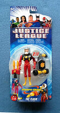 THE FLASH MORP-GEAR 2 IN 1 JUSTICE LEAGUE  DC COMICS MATTEL 4 INCH FIGURE