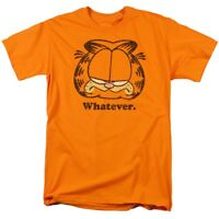 Garfield Whatever T-Shirt Sizes S-3X NEW
