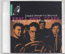 Meridian Arts Ensemble-Smart Went Crazy cd album