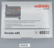 Décodeur de commutation Märklin 60832 M83 avec Module