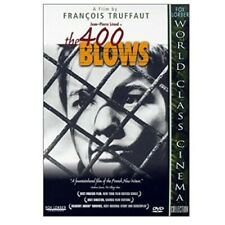 The 400 Blows - Francois Truffaut Like New Dvd